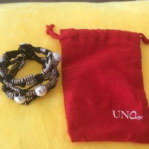 UNO de 50 Desert Pearls Bracelet made in Spain.